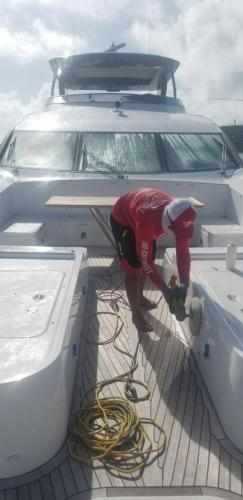 Detailing Yachts