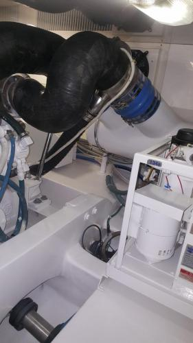 yacht cleaning engine